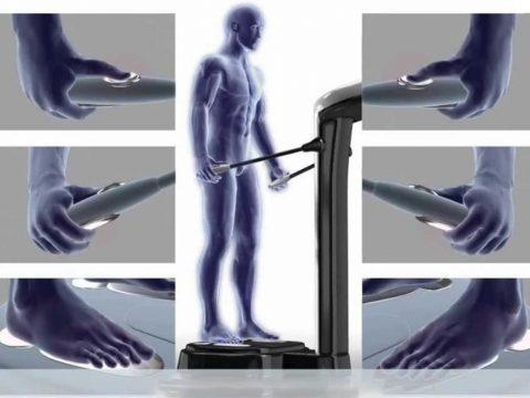 ارزیابی ترکیب بدنی با دستگاه BIA - گروه تخصصی منتال پاور بادی بیلدینگ