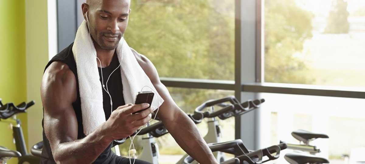 موسیقی در ورزش بدنسازی - تنظیم اضطراب - گروه تخصصی منتال پاور بادی بیلدینگ