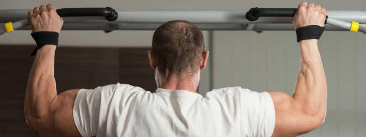 نکات طلایی تمرینات بدنسازی مبتدیان - حرکت بارفیکس