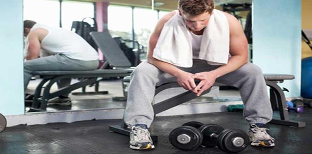 نکات طلایی تمرینات بدنسازی مبتدیان - سرد کردن بدن بعد از تمرینات سخت