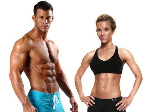 پوستر شرایط لازم برای ساخت عضلات بهتر - پادکست - گروه تخصصی منتال پاور بادی بیلدینگ