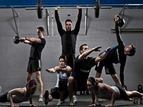 تأثیر تمرینات پر شدت عملکردی بر ساختار بدنی - تمرینات فانکنشال