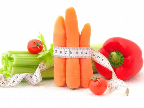 رژیم های کاهش و افزایش وزن - رژیم های غذایی