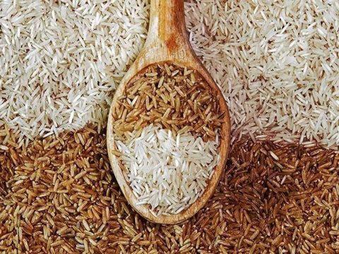 بررسی برنج قهوه ای در تغذیه ورزشی
