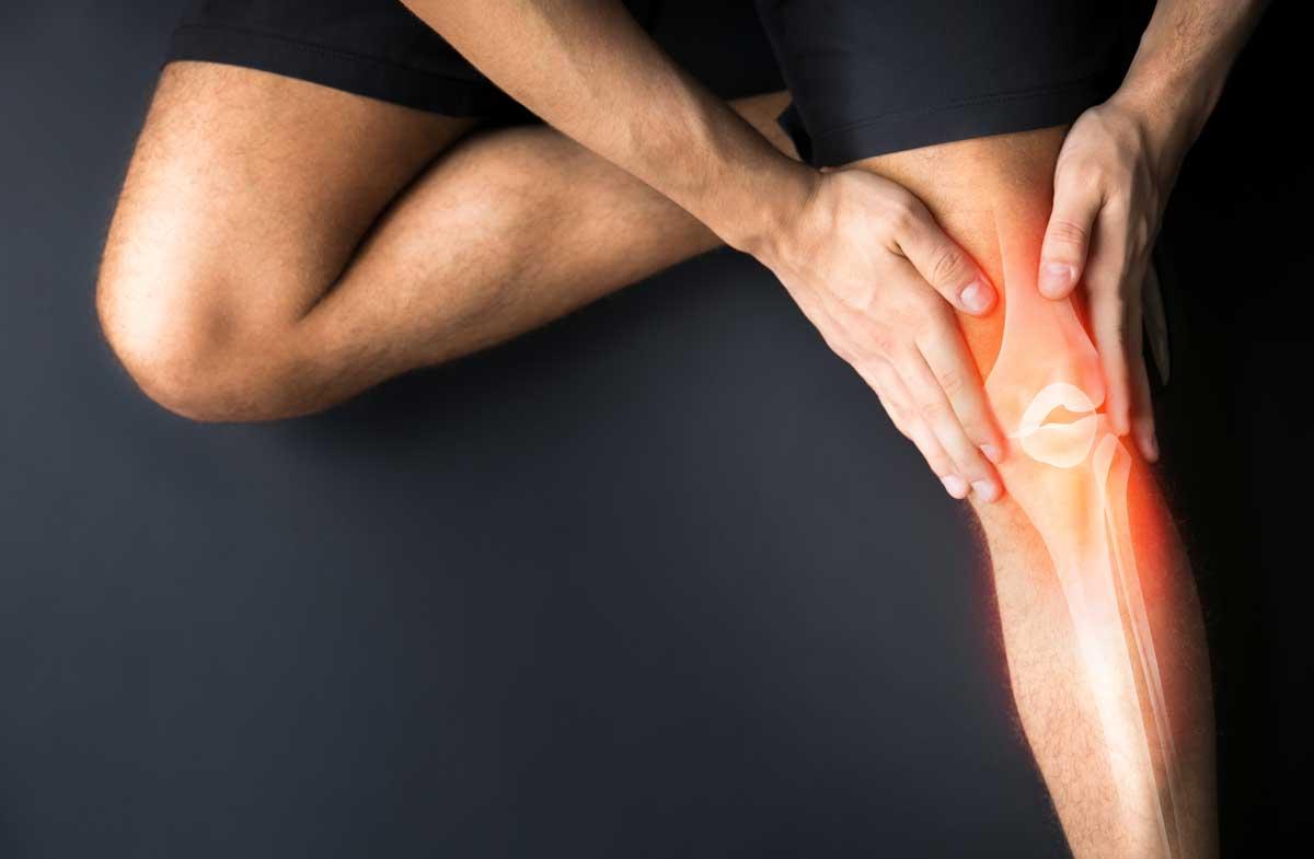 دلایل گوناگون دردهای زانو - ورزش درمانی