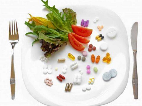 بررسی تداخلات مواد غذایی - تغذیه ورزشی - رژیم غذایی