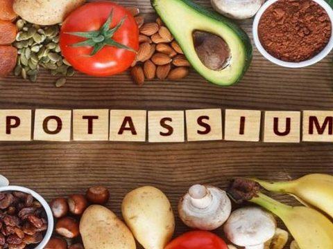 پتاسیم - رژیم غذایی و تغذیه ورزشی