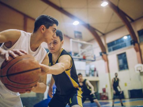 بهترین حرکات تمرینی برای بازیکنان بسکتبال - روش های تمرین - کراسفیت