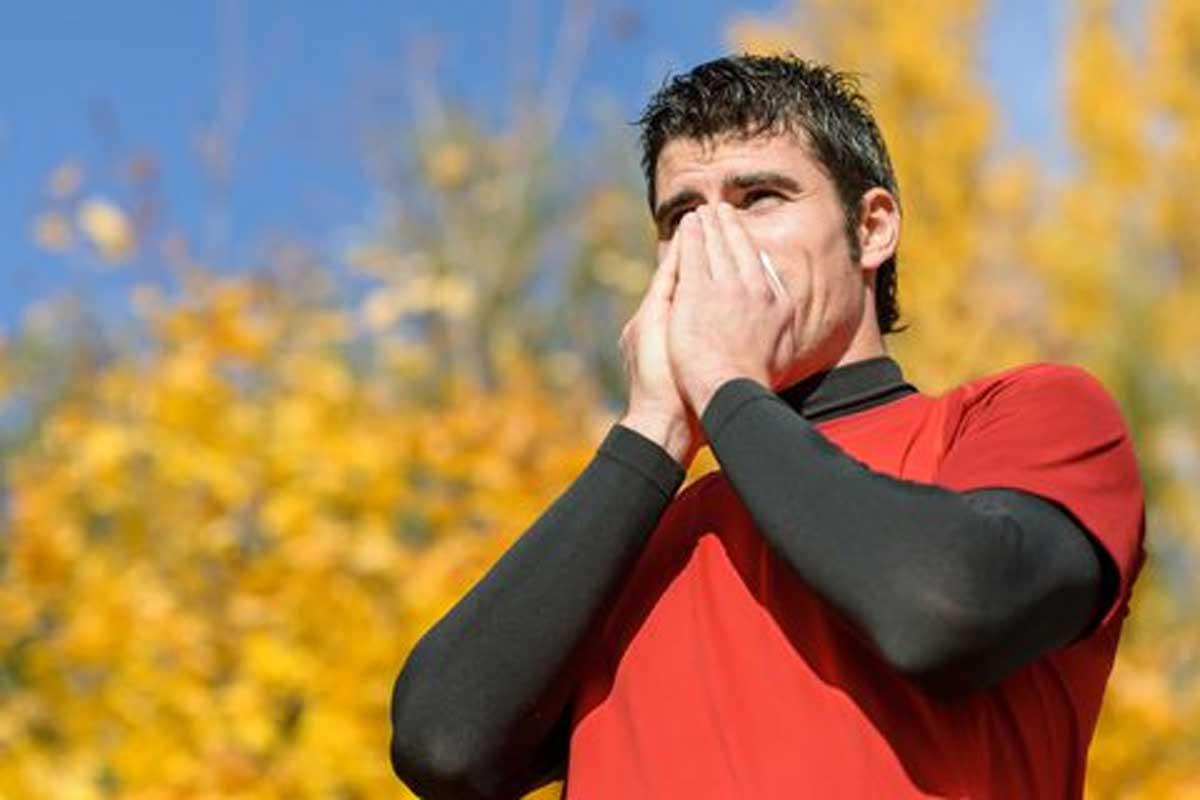 سرماخوردگی و باشگاه بدنسازی - ورزش درمانی