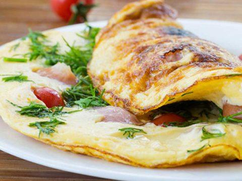 طرز تهیه املت پنیر - آشپزخانه فیتنس