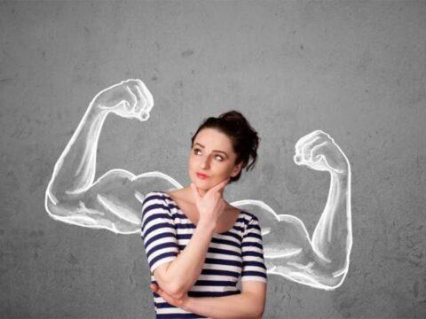 راهنمایی برای عضله سازی بدن بانوان